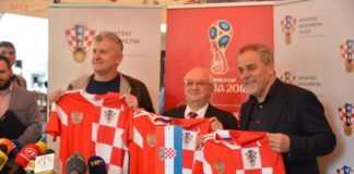 Davor Šuker, Anvar Azimov, Milan Bandić