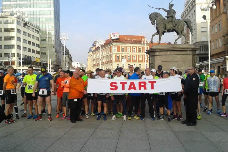 supermaraton Zagreb-Čazma