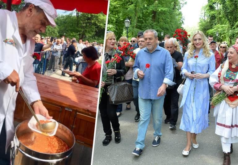 1 svibnja - proslava u Maksimiru