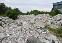 Divlje odlagalište otpada