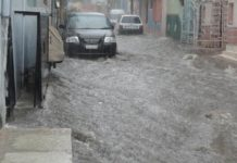 Nevrijeme - kiša - poplava