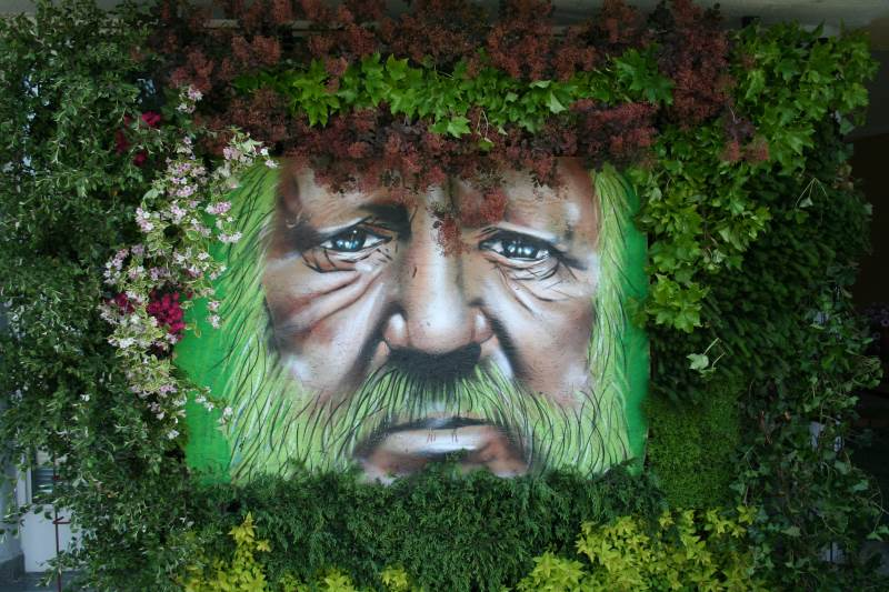 Street art - Bundek