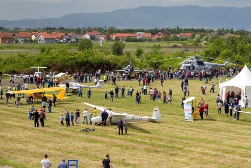 Velika Gorica - Grad zrakoplovstva