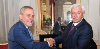 50 GODINA PRIJATELJSTVA: Delegacija St. Peterburga u službenom posjetu Zagrebu
