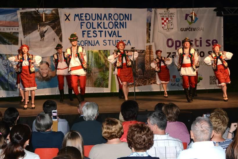 Gornja Stubica - Međunarodni festival folklora