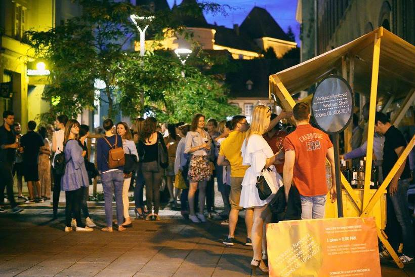 Winelovers' Street festival