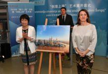 Jelena Pavičić Vukičević i Yin Xin otvorile izložbu Kreativni Šangaj