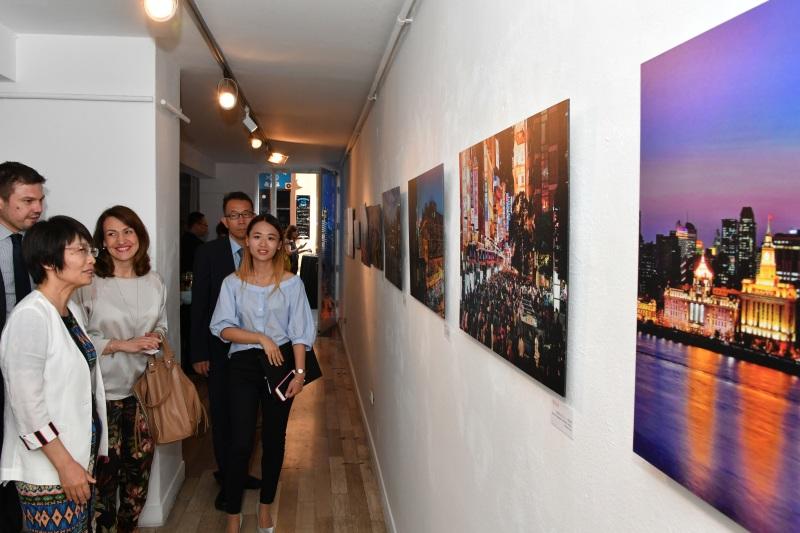 Izložba Kreativni Šangaj