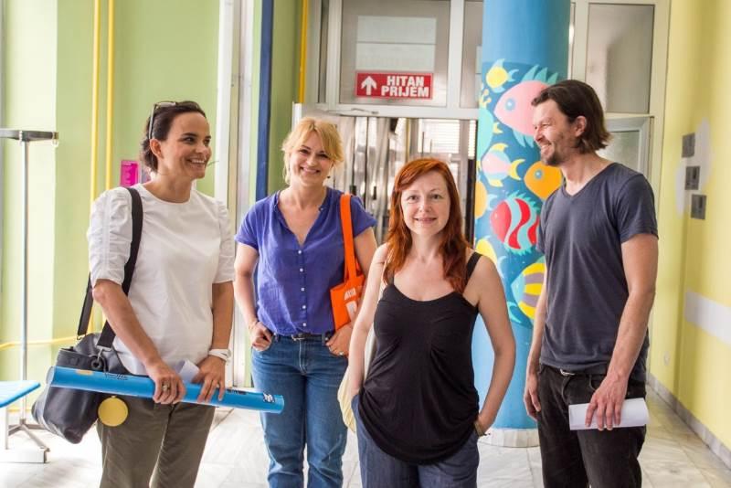 Sedmi kontinent donosi filmove s Animafesta na dječje odjele zagrebačkih bolnica