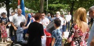 Spomen obilježje poginulim braniteljima Trnovčice