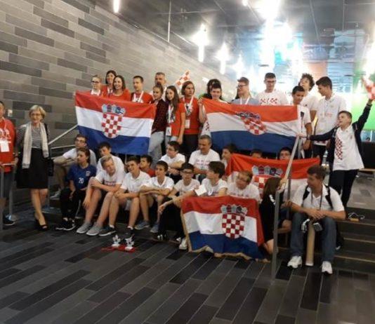Hrvatski robotičari u Montrealu osvojili dvije zlatne medalje