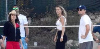 Dajana Gudić, Leonardo DiCaprio