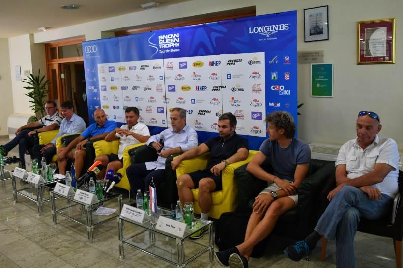 SNJEŽNA KRALJICA: Tehnička inspekcija utrka FIS Svjetskog kupa obišla Sljeme