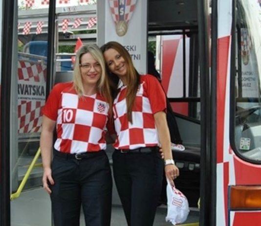 Nikolina Žiljak i Ana Golomeić