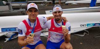 JOŠ JEDNO ZLATO: Braća Sinković bez konkurencije na Europskom prvenstvu u Glasgowu