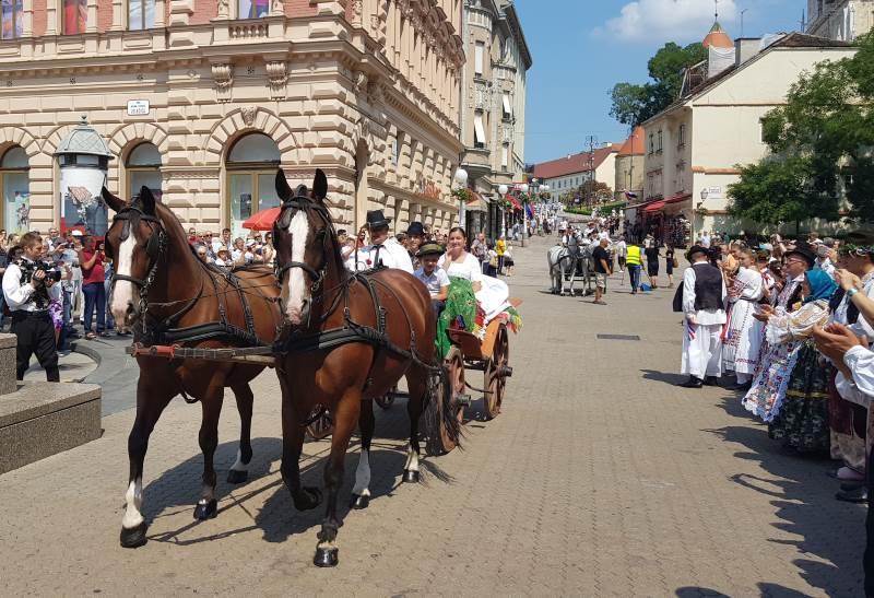 Dužijanca u Zagrebu