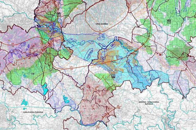 ZAGREBAČKA ŽUPANIJA: Milijun kuna gradovima i općinama za nove katastarske izmjere