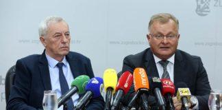 Župan Kožić i gradonačelnik Turk: Tražimo izmjenu Mreže hitne medicine!
