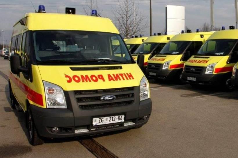 NOVI USTROJ HITNE POMOĆI: Od danas u Zaprešiću i Samoboru u svako doba dežuraju dva liječnika