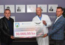 Donacija iz Projekta Pink Wing uručena Klinici za dječje bolesti u Klaićevoj