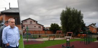 KOZARI PUTEVI: Prije 10 dana divlje odlagalište, od danas lijepo uređeno dječje igralište