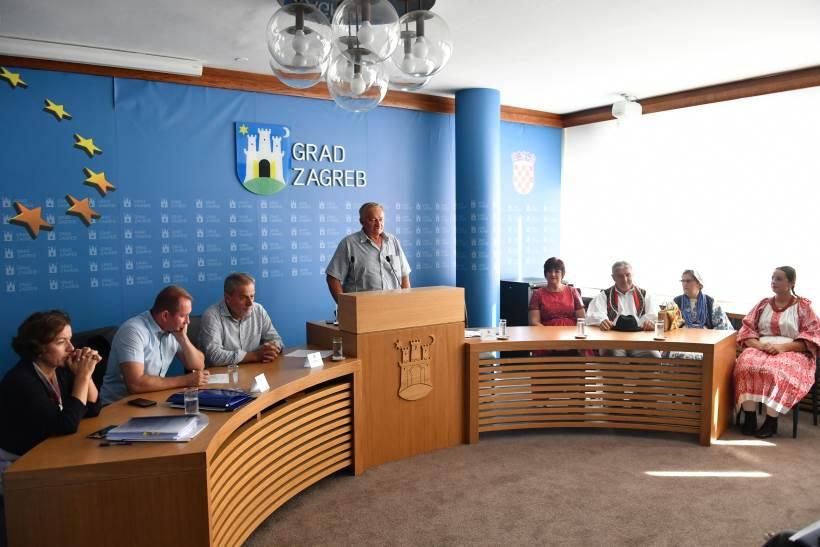 PRIGORSKI DANI: Od 15. do 19. rujna na Trgu bana Jelačića, u organizaciji KUD-a Prepuštovec