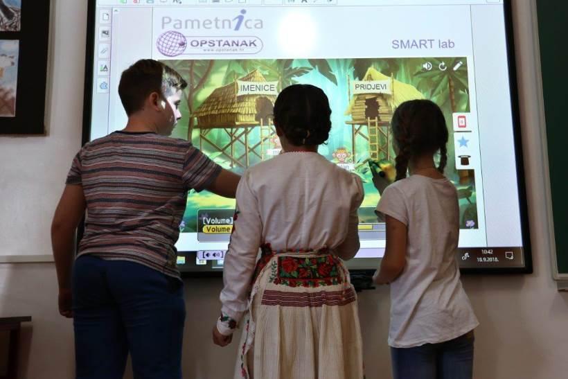 VRIJEDNA AKCIJA: Učenici Zagrebačke županije, njih 16.448, od sječe spasili 2620 stabala