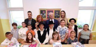 Novouređena škola i besplatni udžbenici oduševili učenike PŠ Desinec