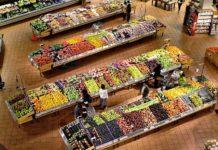 Trgovina - voće i povrće