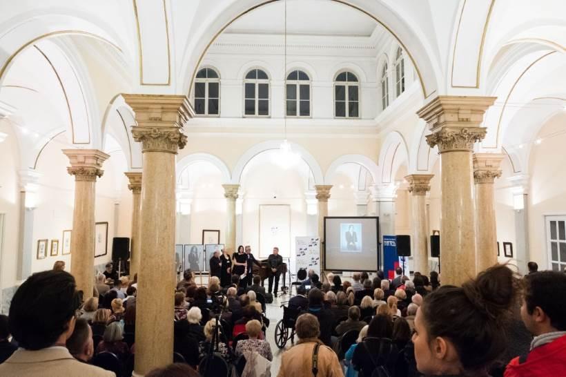5 DANA SARAJEVA U ZAGREBU: U Muzeju Mimara svečano otvoreno još jedno izdanje JA BiH festivala