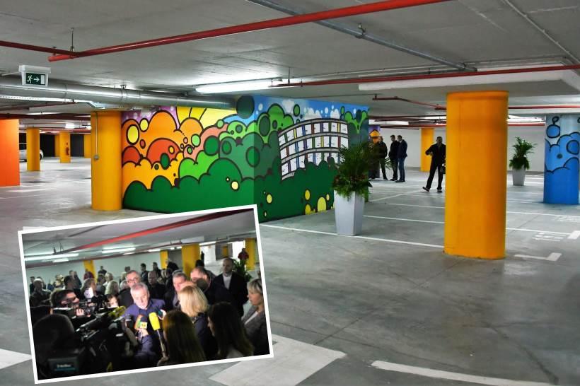 Novi Jelkovec dobio još jednu podzemnu garažu, mjesečna parkirna karta stoji samo 40 kuna!