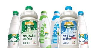 Građani potvrdili: 'z bregov je svježe mlijeko broj 1 u Hrvatskoj