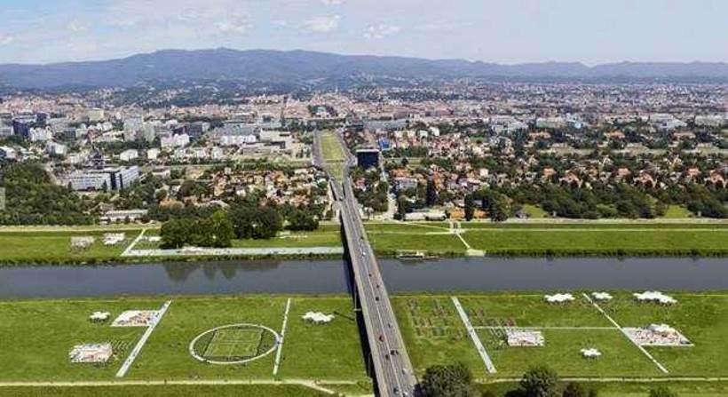 Međunarodno priznanje zagrebačkom projektu Aktivnosti na Savi