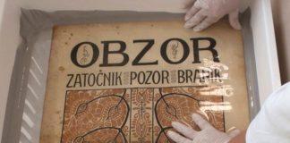 Nacionalna i sveučilišna knjižnica obilježava Europski dan konzervacije-restauracije