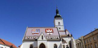 Zagreb - Crkva sv. Marka