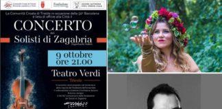 Zagrebački solisti, Evelin Novak i Ljubomir Puškarić uveličat će veliku proslavu u Trstu