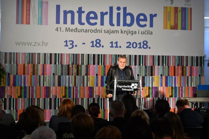 ZAGREBAČKI VELESAJAM: Otvoren Interliber, najveći hrvatski sajam knjiga i učila