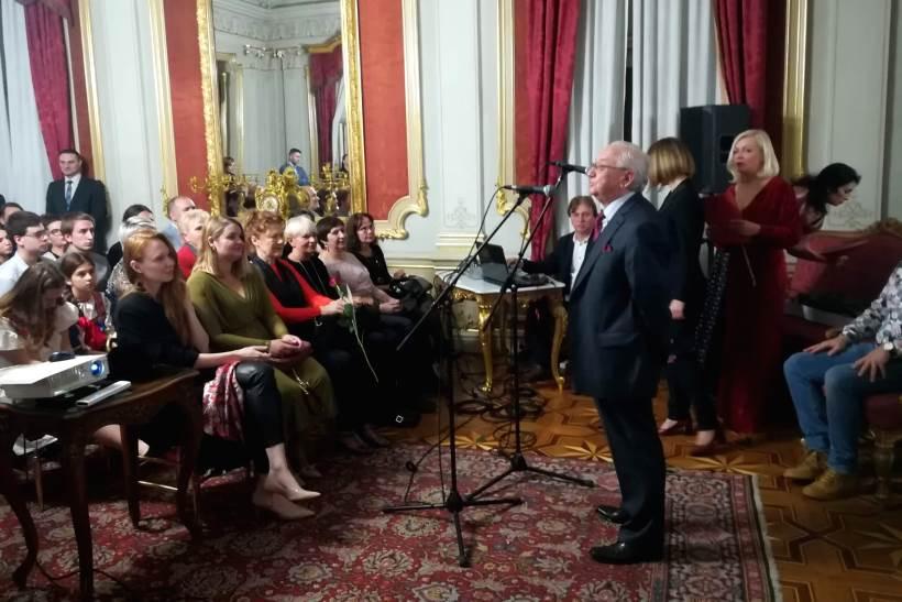 U zagrebačkoj palači Dverce obilježen ruski praznik Dan nacionalnog jedinstva