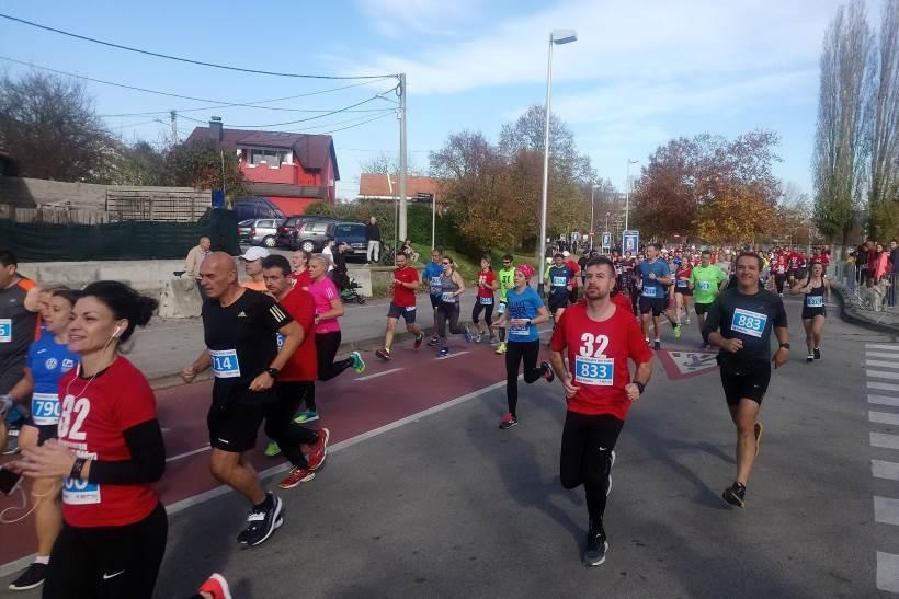 32. Polumaraton Ivan Starek privukao velik broj zaljubljenika u trčanje i zdrav način života