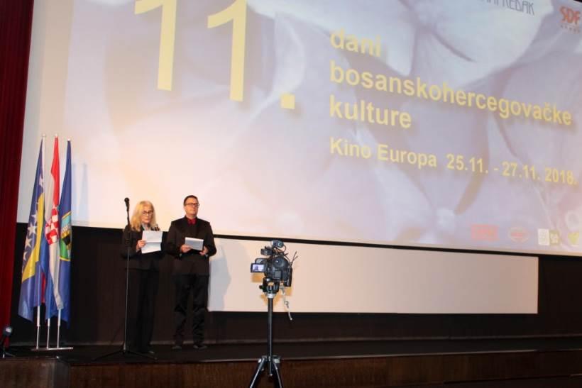 U kinu Europa svečano otvoreni 11. Dani bosanskohercegovačke kulture