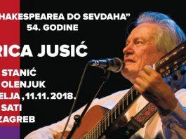 OD SHAKESPEAREA DO SEVDAHA: U nedjelju slavljenički koncert Ibrice Jusića u HNK