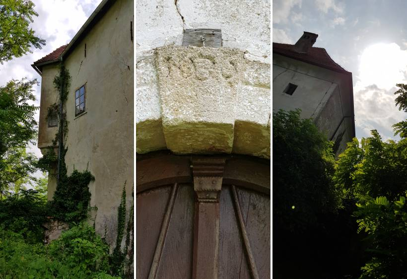 DVORAC ORŠIĆ - SLAVETIĆ: Srednjovjekvno zdanje iznimne vrijednosti