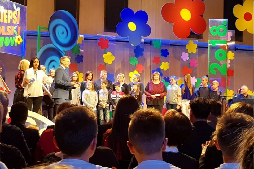 NAJLJEPŠI ŠKOLSKI VRTOVI: Nagrađeni vrtovi OŠ Luka i dječjeg vrtića 'Izvor' iz Samobora