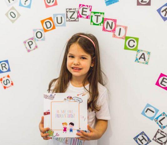 'Ja sam mali poduzetnik!': Najavljena promocija prve slikovnice koja djecu uči o poduzetništvu