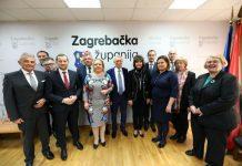 Zagrebačka županija potpisuje ugovor o suradnji s Bratislavskom regijom