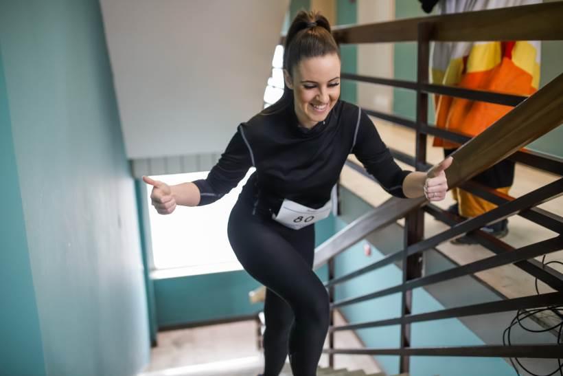 U PROSINCU UTRKA STEPENICAMA: Zagrepčanka 512 je utrka koja vas izaziva da je trčite!