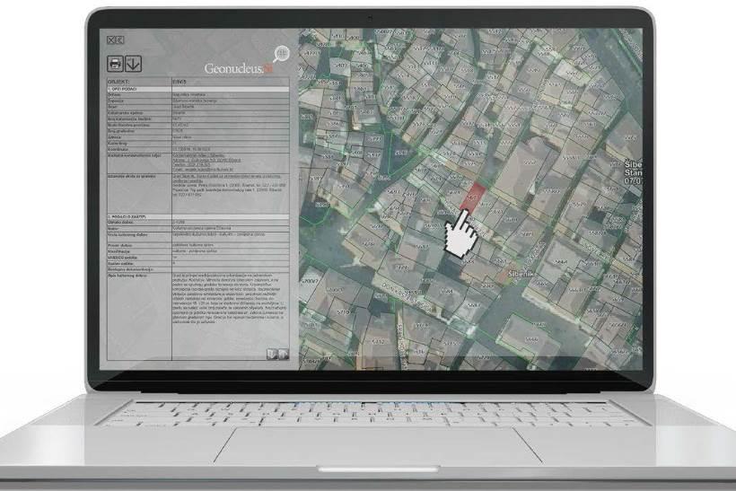 Predstavljen Geonucleus.Si - projekt digitalizacije stare gradske jezgre Šibenika