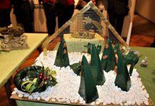SLOVENSKI DOM: Članice kreativne radionice Šopek priredile zanimljivu božićnu izložbu