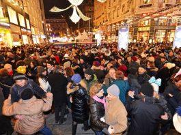 Doček Nove godine na ulicama Beča počinje u 14 sati na 14 različitih lokacija diljem grada