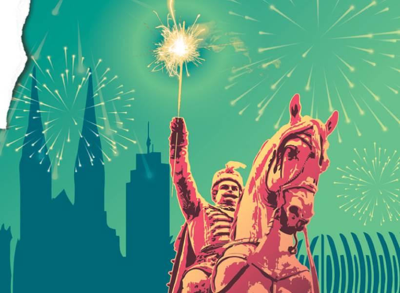 NAJBOLJI TULUM U GRADU: Priprema se spektakularan doček Nove godine na Trgu bana Jelačića